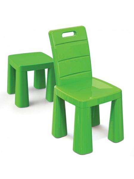 """Детский стульчик ТМ """"Долони""""  (04690/2) Зеленый"""