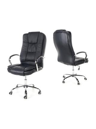 Офисное кресло Calviano MAX Черное