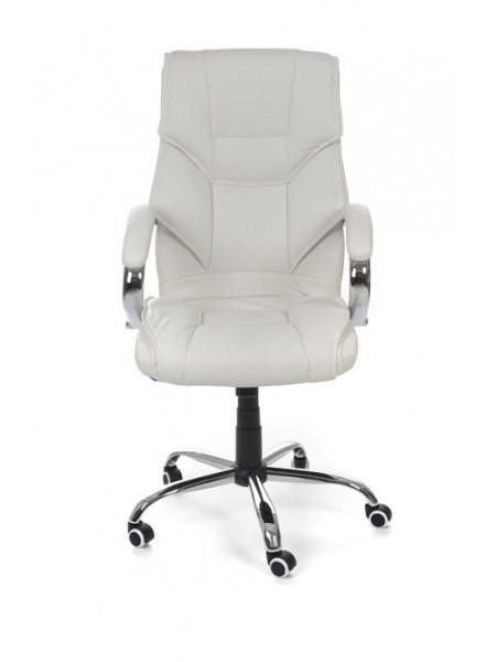 Офисное белое кресло Eden