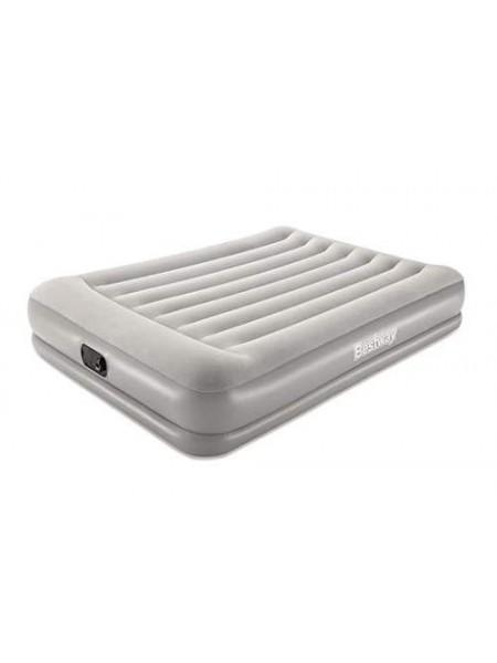 Надувная кровать Bestway 67632 ( 203х152х38 см) - электронасос
