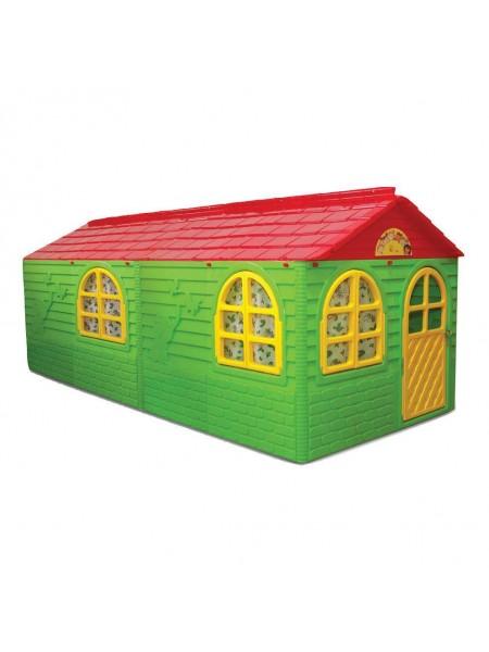 Огромный детский домик (Зеленый) 02550/23